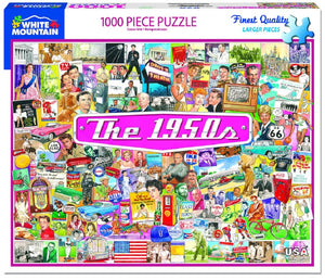 THE 1950S PUZZLE