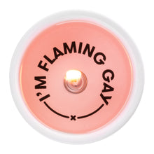 Message Candle - I'm Flaming Gay