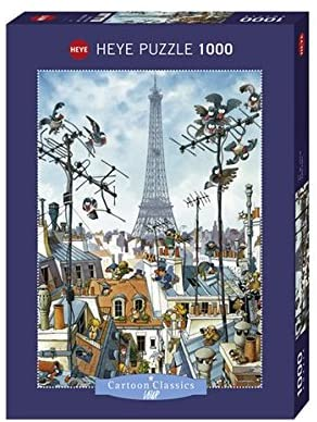 Eiffel Tower Puzzle Sweet Thrills Toronto