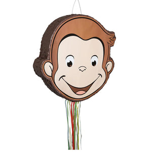 Curious George Pinata