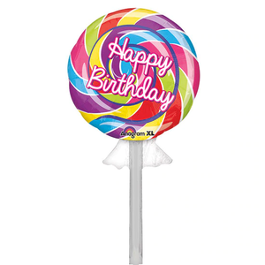 Birthday Lollipop Balloon