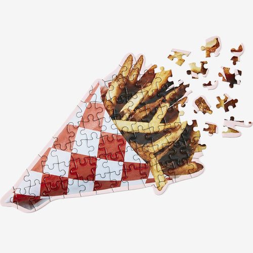 French Fries Puzzle Sweet Thrills Toronto