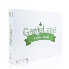 Ganjaland: An Epic Weed Adventure