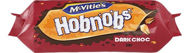 McVitie's Hobnobs: Dark Chocolate
