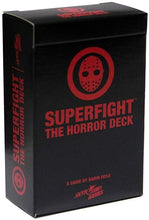 Superfight: The Horror Deck Game Thrills Toronto
