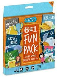 Hoyle: 6 in 1 Fun Pack