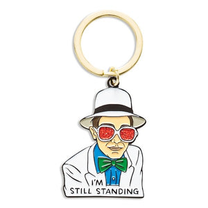 Elton John Keychain at Sweet Thrills Toronto
