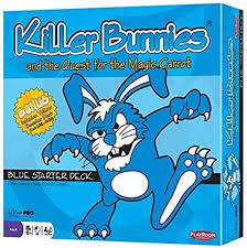 Killer Bunnies and the Quest for the Magic Carrot (Blue Starter Deck)