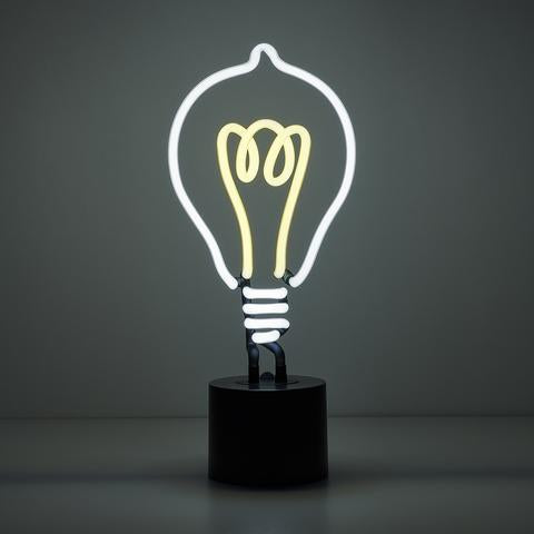 Neon Light: Lightbulb