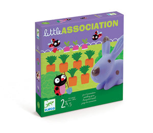 LITTLE ASSOCIATION BUNNIES