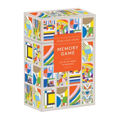 Frank Lloyd Wright Memory Game Sweet Thrills Toronto