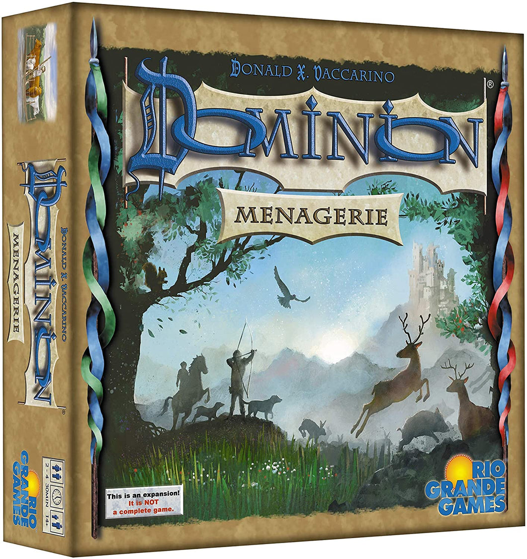 Dominion: Menagerie Expansion Sweet Thrills Toronto