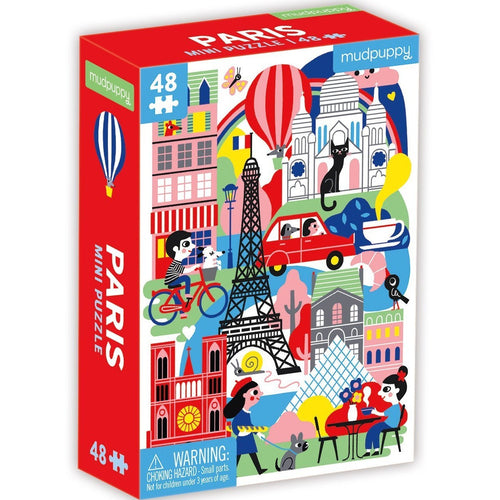 Paris Mini Puzzle Sweet Thrills Toronto