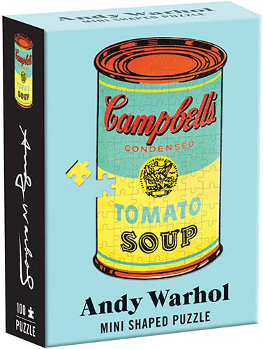 Andy Warhol Soup Puzzle Sweet Thrills
