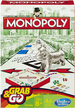 Grab and Go Monopoly Game Sweet Thrills Toronto