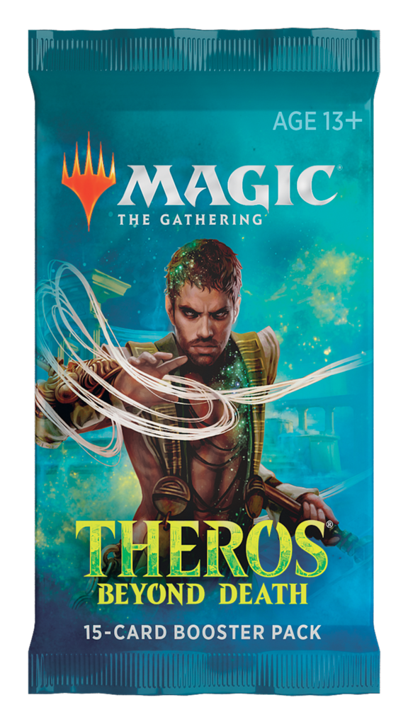 Magic the Gathering - Theros Beyond Death Booster Pack