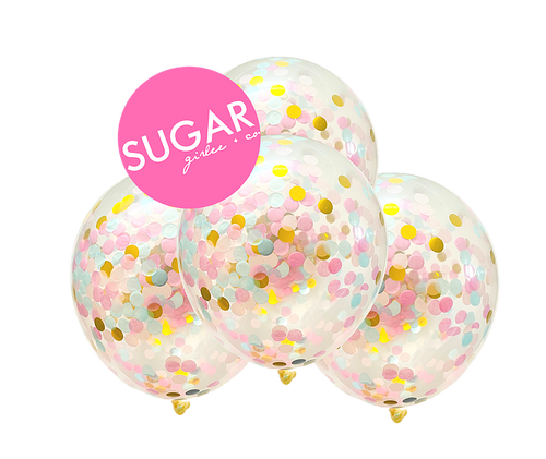 Sugargirlee - Sugarfetti Packs