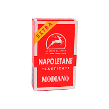 Napoletane Playing Cards