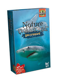 Nature's Challenge: Sea Creatures