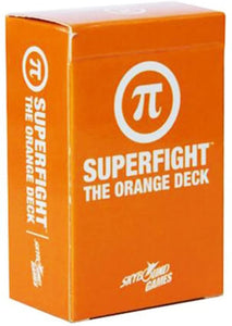 Superfight: The Orange Deck 2 Game Thrills Toronto