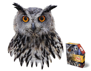 (550 pcs) I Am Owl Puzzle