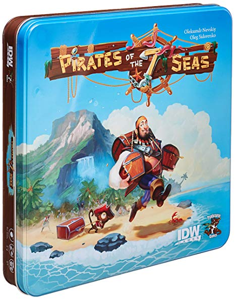 Pirates of the 7 Seas