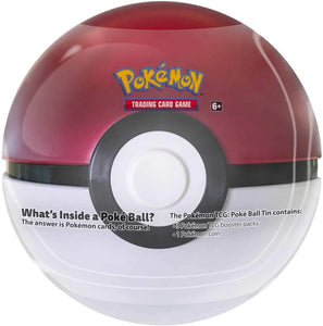 Pokeball Tins