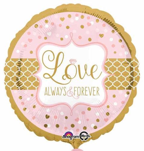 Love Forever and Always Balloon