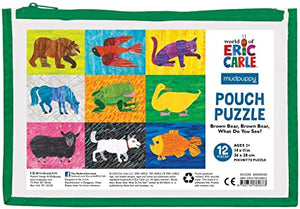 World of Eric Carle Pouch Puzzle