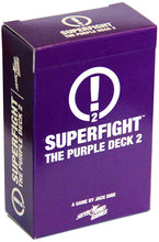 Superfight: The Purple Deck 2 Game Thrills Toronto