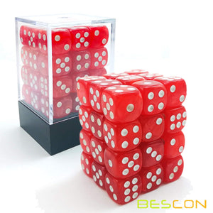 Red Mini Dice