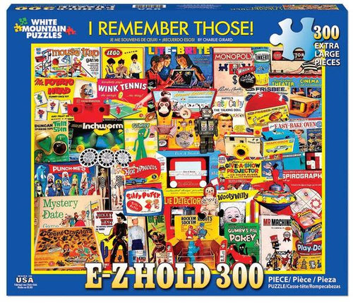 I REMEMBER THOSE PUZZLE