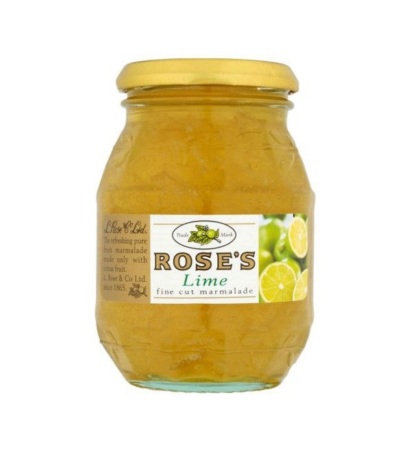 Rose's Marmalade: Lime