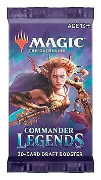 Magic the Gathering - Commander Legends Draft Booster Pack