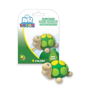 AIR DOUGH SMALL TURTLE