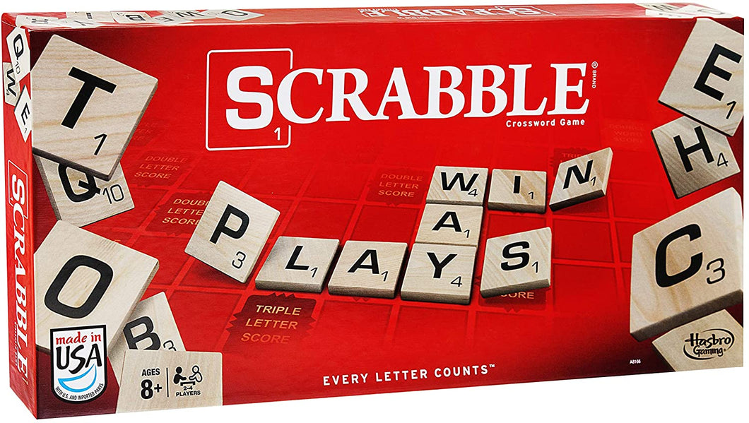 Scrabble Game Sweet Thrills Toronto