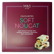 Marks and Spencer: Soft Nougat Selection Box