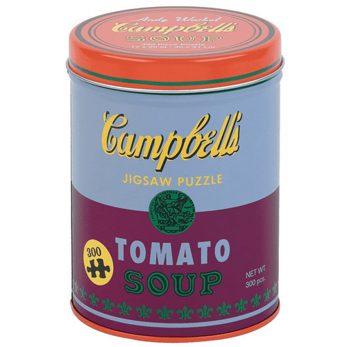Andy Warhol Soup Can Puzzle Sweet Thrills Toronto