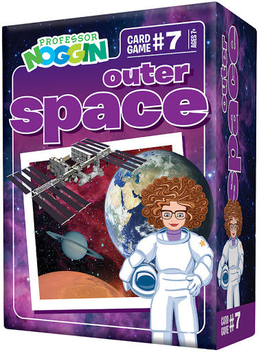 Prof. Noggin Outer Space