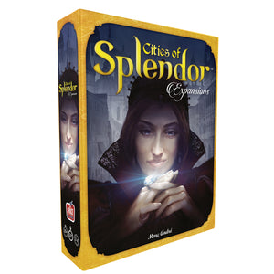 Splendor Cities of Expansion