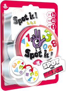 Spot It 1,2,3 Game Sweet Thrills Toronto