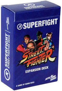 Superfight: Street Fighter Deck Game Sweet Thrills Toronto