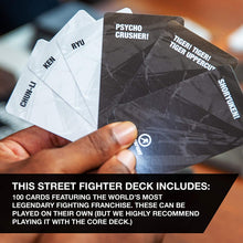 Superfight: The Street Fighter Deck