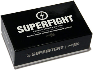 Superfight Game Sweet Thrills Toronto