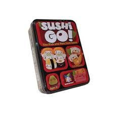Sushi Go Tin Game