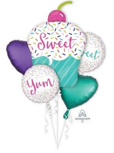 Sweet and Yummy Balloons