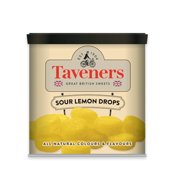 Taverners Sour Lemon Drops