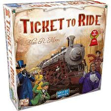 Ticket to Ride Game Sweet Thrills Toronto
