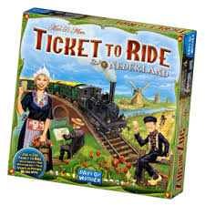Ticket to Ride: Netherlands Expansion