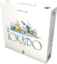 Tokaido Game Sweet Thrills Toronto